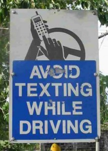 Don't Text While You Drive